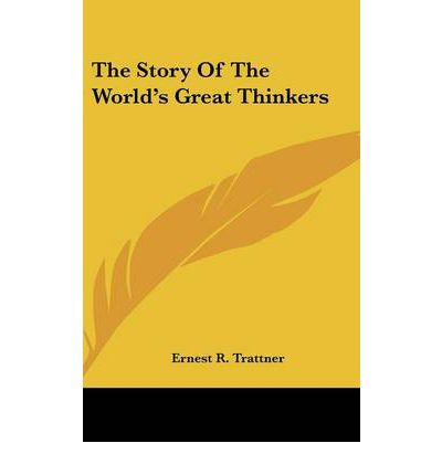 The world of great thinkers