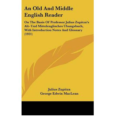 reforms in old and middle english The middle east and north africa region (up to 24 years old) two areas recognized for their essential contribution to education reform.