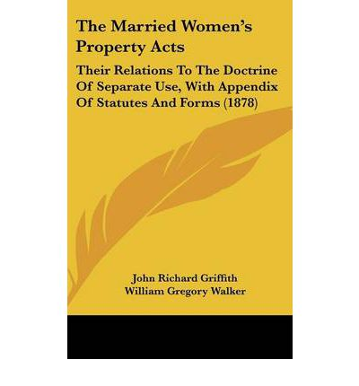 married womens property laws