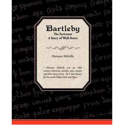 """a review of herman melvilles short story bartleby the scrivener And accompanies the film bartleby by herman melville  of 'bartleby the scrivener',"""" in short stories  haunting story """"bartleby the scrivener."""