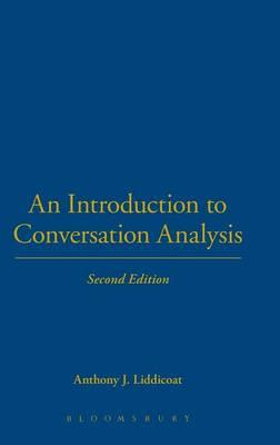 conversation analysis They said that social interaction is a result of inner 'machinery', so the internal process of conversation is actually a well-thought out and intersecting process procedure.
