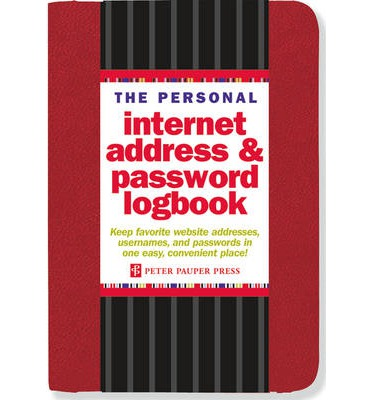 Internet Address Password Log Red
