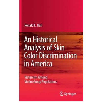 an analysis of the racial discrimination in the united states A postcolonialism analysis of racial discrimination and stereotype in désirée's baby cynthia 1601252073 lb61 abstract this research was conducted to analyze racial discrimination and stereotype in one of kate chopin's famous short story désirée's baby the short story takes place in the southern part of united states in the mid.