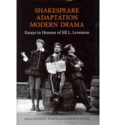 modern drama 3 essay This review essay considers early modern dramatic authorship and canons in the   if john milton is right to suspect that books are not 'absolutely dead things',3.