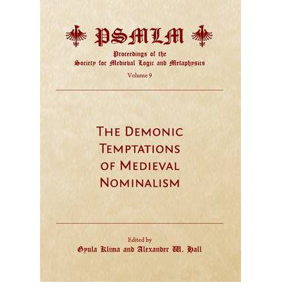 metaphysics and nominalism The principal historical forms of nominalism, realism, and conceptualism  this  theorem of aristotle, which completes the metaphysics of heraclitus (denial of.