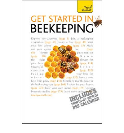 Get Started in Beekeeping: Teach Yourself
