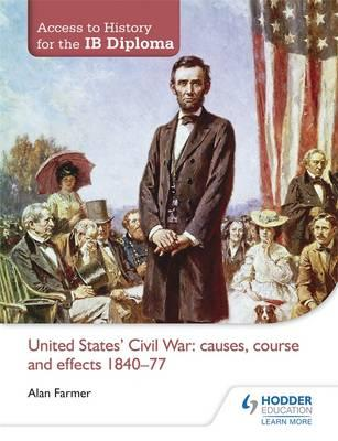 the tragic causes of the civil war in the united states The civil war: causes & effects  from the very origins of the united states, the matter of slavery had divided the union of the states, with many (but not all .