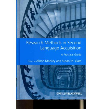 Second Language Acquisition Research Paper Starter
