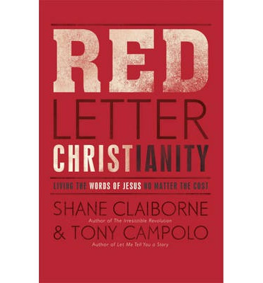 red letter christians letter christianity shane claiborne 9781444745405 24234