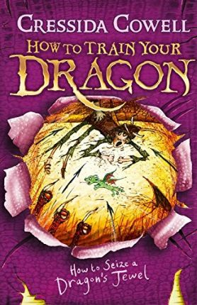 How to Seize a Dragon's Jewel: Book 10