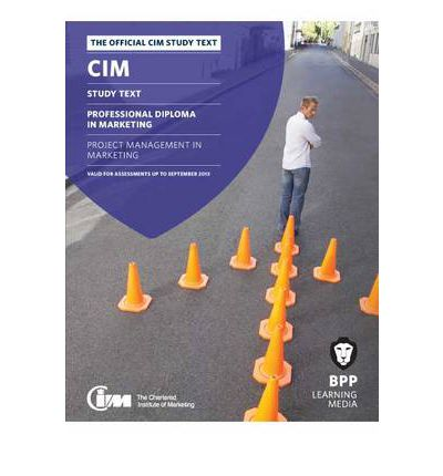 project management marketing cim The event academy diploma course is a level 4 cim  including project management, leadership, marketing and  diploma in event management course project.