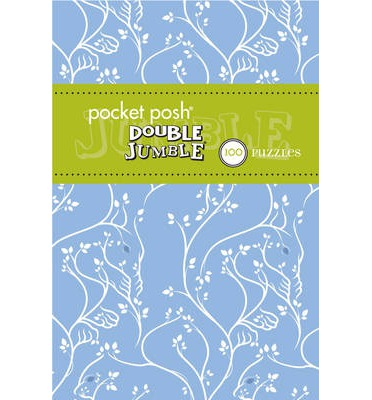 Pocket Posh Jumble Crosswords 2: 100 Puzzles by David L. Hoyt (English) Paperbac