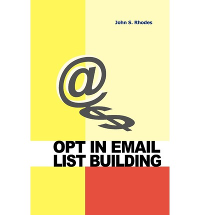 how to buy opt in mail lists