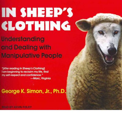 In Sheep S Clothing Dr George Simon