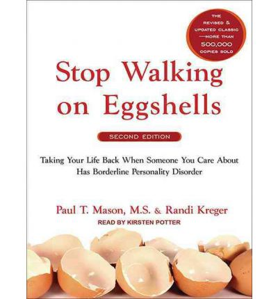 Stop Walking on Eggshells (Library Edition)