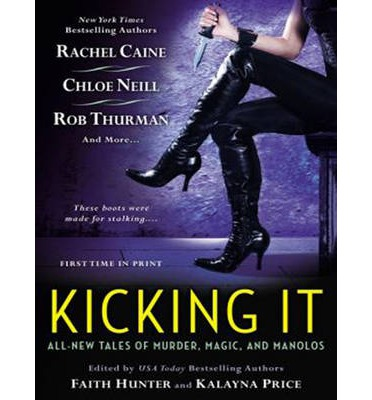 Kicking It (Library Edition)