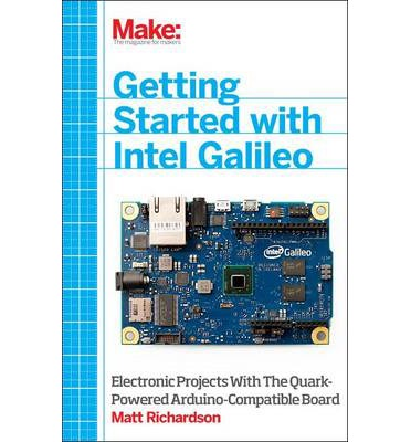 Make - Getting Started with Intel Galileo