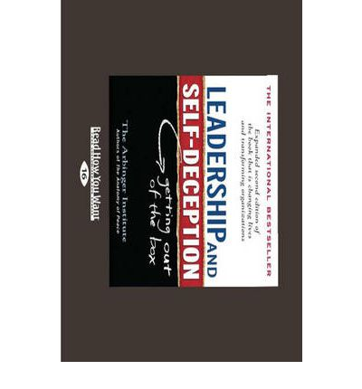 book report on leadership and self-deception Leadership is necessary in business to understand why you may not be securing the results you wish for yourself or your employees this book helps you to better understand how your focus is creating your reality.