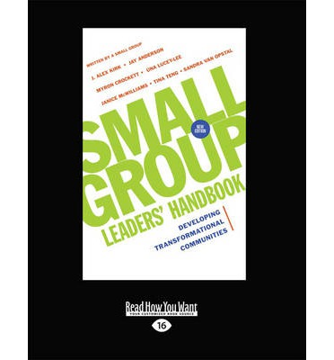Small Group Leaders' Handbook (New Edition)