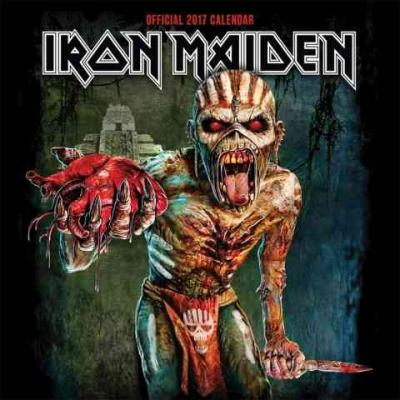 Iron Maiden 2017 Square Global