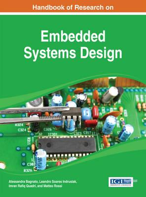 Handbook of Research on Embedded Systems Design