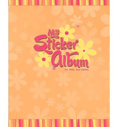 My Sticker Album for Girls, 2nd Edition