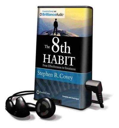 8th habit The 8th habit is the answer to the soul's yearning for greatness, the organization's imperative for significance and superior results.