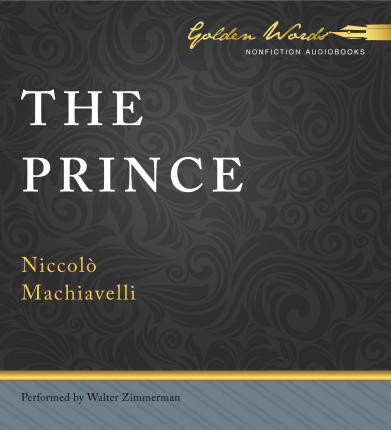 Violence in the prince by machiavelli