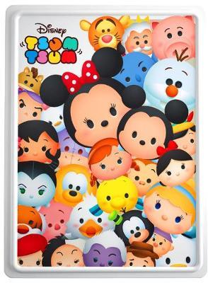 Disney Tsum Tsum Happy Tin : Parragon Books Ltd : 9781474826631
