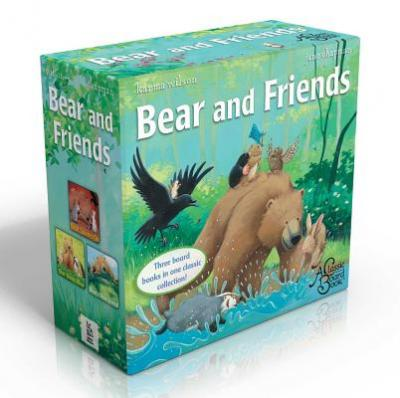 Bear and Friends : Bear Snores On; Bear Wants More; Bear's New Friend
