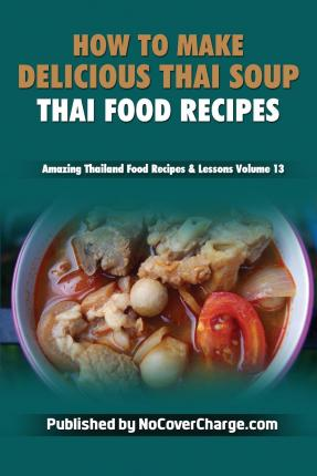 how to make thai soup