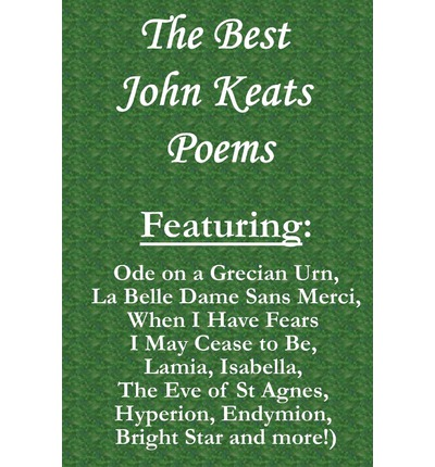 the emotion of fear in when i have fears a poem by john keats