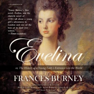 a contemporary depiction of femininity in evelina by frances burney The reputation of frances burney (1752-1840) was largely established with her first novel, evelinapublished anonymously in 1778, it is an epistolary account of a sheltered young woman's entrance into society and her experience of family.