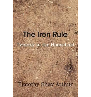 the iron rule Iron law of oligarchy: iron law of oligarchy, sociological thesis according to which all organizations, including those committed to democratic ideals and practices, will inevitably succumb.