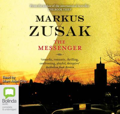 a summery of the novel the messenger by markus zusak I am the messenger by markus zusak published: may 9, 2006 i like it more than the book theif it's so great zusak's writing is the most unique and beautiful.