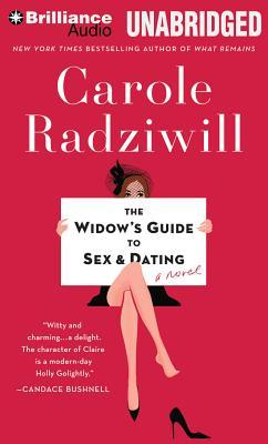 Widows guide to love and dating