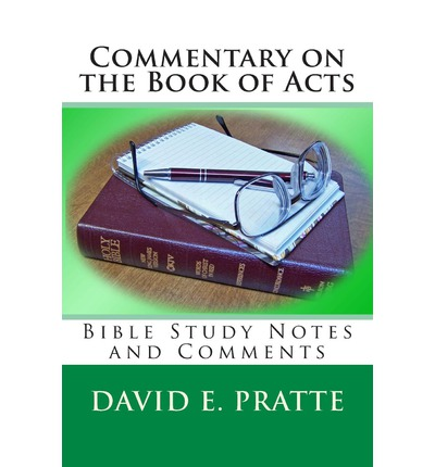 the book of acts bible study pdf