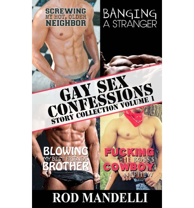 Gay sex confessions