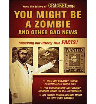 You Might Be a Zombie and Other Bad News (Library Edition)