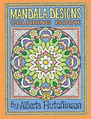 Mandala Designs Coloring Book No. 3