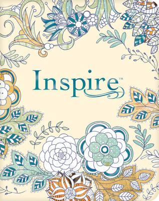 Inspire Bible NLT The For Creative Journaling