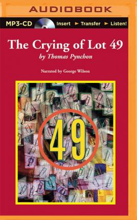 """thomas pynchons the crying lot 49 essay In the book """"the crying of lot 49,"""" oedipa is the paradigm to show how vulnerable the man has become to the systems of information designed by him the."""