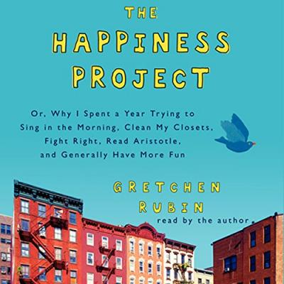 the happiness project gretchen rubin What does it take to be happy how does a writer end up on the new york times best seller list author of the happiness project, gretchen rubin shares.