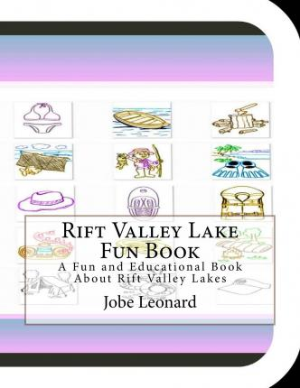 Rift Valley Lake Fun Book : A Fun and Educational Book about Rift Valley Lakes