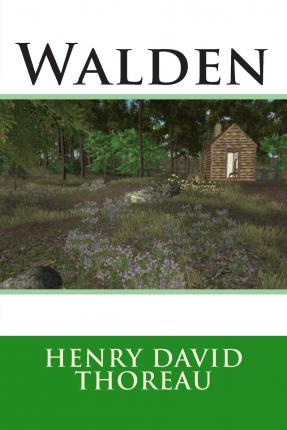 thoreau essays walden Study help essay questions of art rather than a collection of eighteen essays 5 significance of thoreau's use of the i voice in walden.