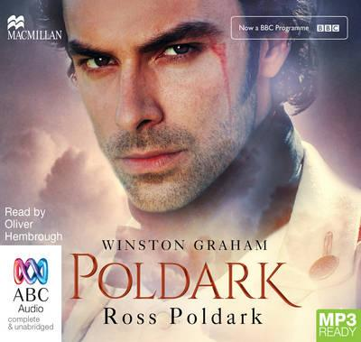 Ross Poldark by Winston Graham, First Edition in copy jacket, 1st Poldark novel
