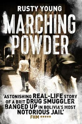 Thomas mcfadden marching powder