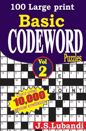 how to solve codeword puzzles