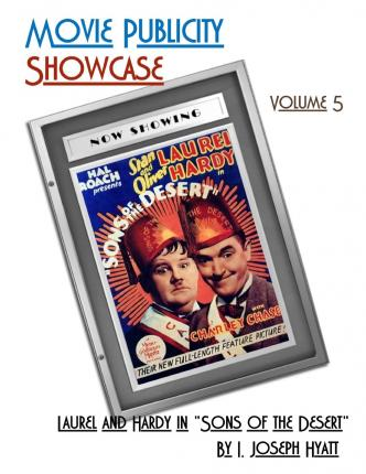 Movie Publicity Showcase Volume 5 : Laurel and Hardy in