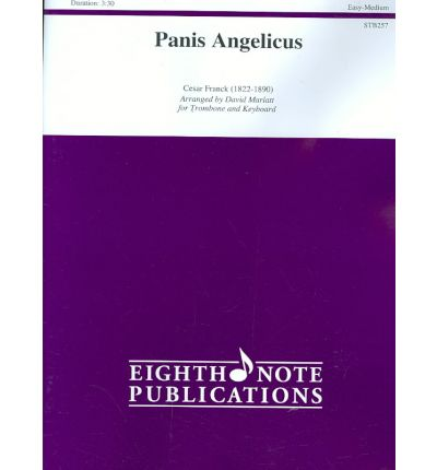 Panis Angelicus : Part(s)